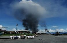 Bandara Wamena Ditutup Sementara Gara-Gara Demo di Jayawijaya - JPNN.com