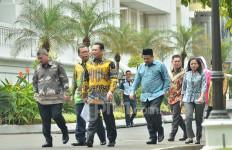 Jokowi Undang Pimpinan DPR ke Istana - JPNN.com