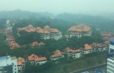57 Sekolah di Selangor Malaysia Ditutup karena Kabut Asap - JPNN.com