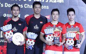 Ahsan Cedera, Daddies Batal Ikut Korea Open 2019 Pekan Ini - JPNN.com