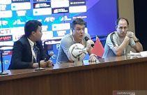 Pengakuan Pelatih Tiongkok Usai Bermain Imbang Lawan Timnas Indonesia U-16 - JPNN.com