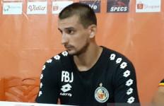 Cetak Gol Perdana untuk Semen Padang, Flavio Beck Junior Bahagia - JPNN.com
