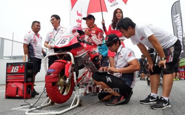 Klasemen ARRC 2019 AP250 Disesaki Pembalap Indonesia Binaan AHRT - JPNN.com
