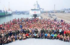 Sail Nias 2019 Berakhir, Dansatgas Berharap Generasi Muda Semakin Cinta Tanah Air - JPNN.com