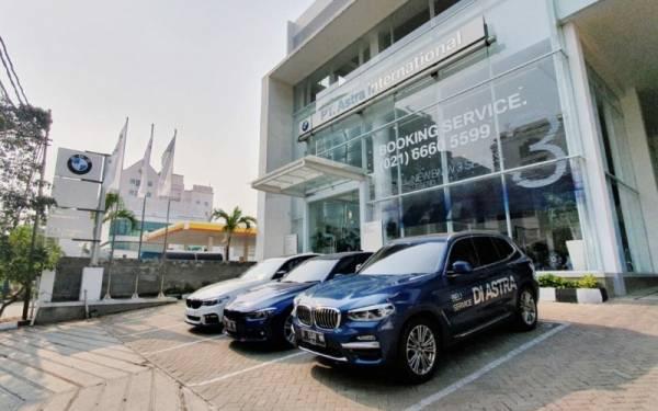 BMW Astra Merilis 4 Layanan Baru, Apa Saja? - JPNN.com