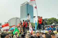 Pak Jokowi Harus Hati-hati, Demo Mahasiswa di Mana-Mana Ini Ngeri-ngeri Sedap - JPNN.com