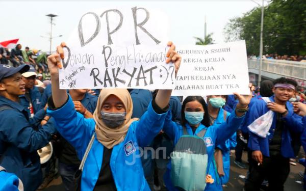 Demo Mahasiswa Memanas: Akses Media Sosial Masih Aman Kok - JPNN.com
