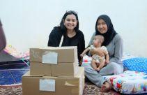 Mamapedia Bantu Anak Penderita Kelainan Usus - JPNN.com
