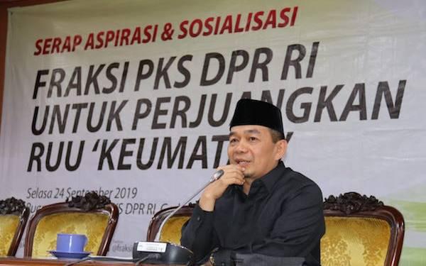 Jazuli: PKS Mantap Jadi Oposisi - JPNN.com