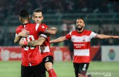 Amankan Tiga Poin dari Persela, Madura United Bertengger di Peringkat Ketiga Klasemen - JPNN.com