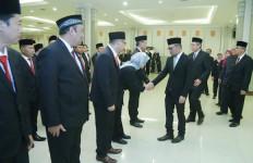 Lantik 109 Pejabat, Menaker Hanif Titip Tiga Pesan - JPNN.com