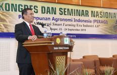 Menteri Amran Paparkan Kinerja Pertanian di Kongres Ahli Agronomi - JPNN.com