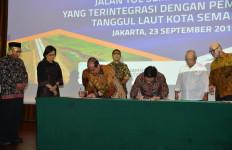PT PP Semarang Demak Tandatangani PPJT Tol Semarang-Demak - JPNN.com