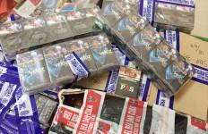 Bea Cukai Jatim II Amankan 19 Juta Batang Rokok Hingga Agustus 2019 - JPNN.com