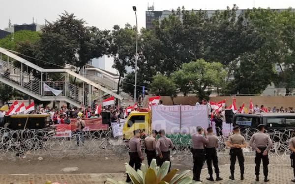 Aksi Demo di Depan KPK Juga Ada, Begini Penampakannya - JPNN.com