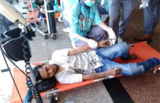 Demo Mahasiswa di Makassar: Wartawan jadi Korban Kekerasan Aparat - JPNN.com
