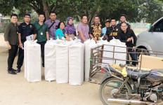 Bea Cukai Teluk Nibung Amankan Ratusan Ribu Rokok Ilegal di Asahan - JPNN.com