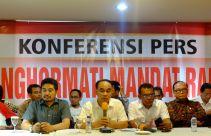 Syukuran Pelantikan Jokowi - Ma'ruf Dibatalkan Istana, Begini Reaksi Ketum Projo - JPNN.com