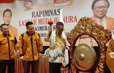 OSO: Hanura Konsisten Mendukung Pak Jokowi sampai 2024 - JPNN.com