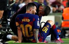 Barcelona Kalahkan Villarreal, Lionel Messi Cuma Tahan 45 Menit - JPNN.com