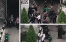 Pernyataan Terbaru Polda Sumut Soal Video Polisi Memukuli Mahasiswa Saat Demo Ricuh - JPNN.com
