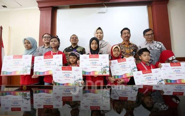 8 Siswa Pemenang Utama Family Art Competitions 2 Terbang ke Hongkong - JPNN.com