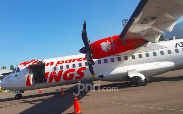 Wings Air Layani Rute Palangkaraya ke Solo - JPNN.com