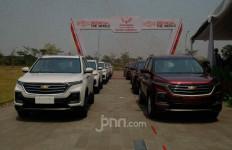 Tahap Awal, Wuling Menargetkan Ekspor 2.600 Wuling Almaz ke Kawasan ASEAN - JPNN.com