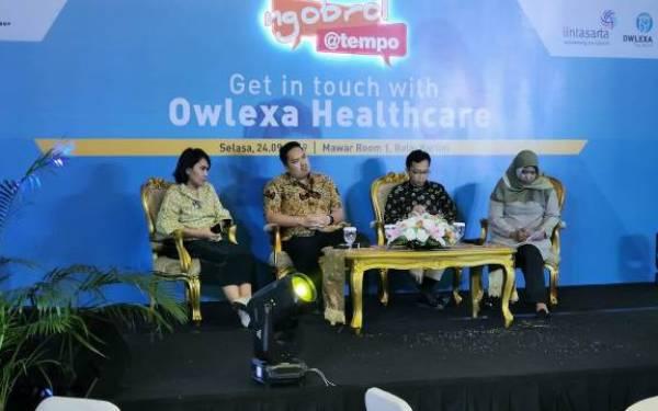 Owlexa Healthcare Terus Tingkatkan Layanan Administrasi Kesehatan - JPNN.com