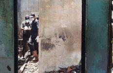 Bengkel Las Terbakar, Aisen Tewas Terpanggang - JPNN.com