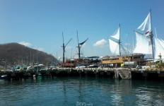 PascaGempa, Seperti ini Kondisi Pelabuhan Ambon dan Labuan Bajo - JPNN.com