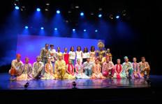 Indonesia Dance Company Padukan Balet dengan Tari Daerah - JPNN.com