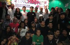 Synchronize Fest 2019 Ajak Pencinta Musik Peduli Lingkungan - JPNN.com