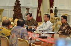 Pejabat Istana Kompak Irit Bicara Terkait Perppu KPK - JPNN.com