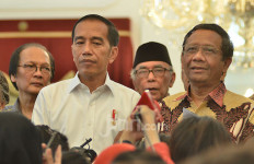 Pak Jokowi Seharusnya Konsisten soal UU KPK - JPNN.com
