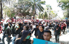 Mahasiswa Tewas Saat Demonstrasi di Kendari, Begini Pernyataan Keras KontraS - JPNN.com