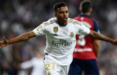 Rodrygo Goes Ukir Rekor, Real Madrid Pimpin Klasemen La Liga - JPNN.com
