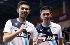 Tinggal FajRi dan Rinov/Pitha Harapan Indonesia di Korea Open 2019 - JPNN.com