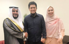 Oki Setiana Dewi Boyong Syaikh Mishary Rashid Alafasy ke Indonesia - JPNN.com