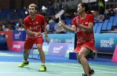 Korea Open 2019: Rinov/Pitha Tembus Semifinal, Vito Kandas - JPNN.com