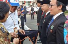 Satyalancana Wira Karya untuk Presiden Bukalapak Muhamad Fajrin Rasyid - JPNN.com