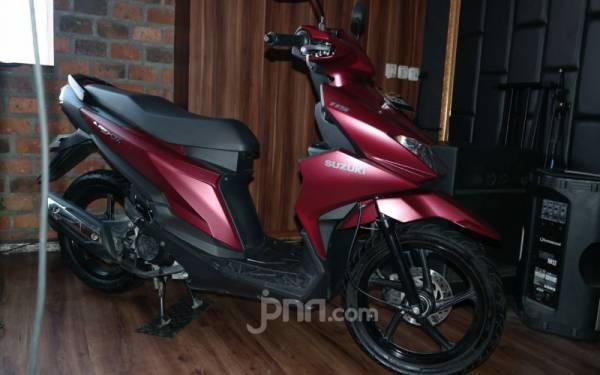 Suzuki Tetap Pede Jualan Skutik 110 Cc, Ini Pendorongnya - JPNN.com