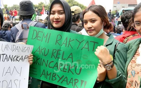 Demo Mahasiswa Tak Bermaksud Tumbangkan Jokowi - JPNN.com