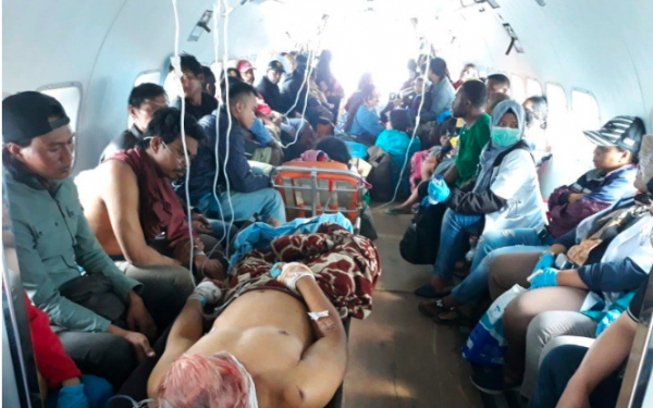 Warga Pendatang Sudah Ingin Kembali ke Wamena - JPNN.com