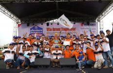 Jambore Suzuki Club 2019 Resmikan Komunitas Carry dan Tim Reaksi Cepat - JPNN.com