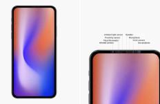 Desain Baru iPhone Bakal Lebih Besar dan Tanpa Notch - JPNN.com