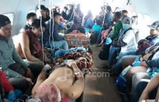 Kondisi Terkini Wamena: 10 Ribu Lebih Pengungsi Sudah Tiba di Jayapura - JPNN.com