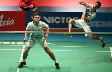 Jadwal Final Korea Open 2019 Pagi Ini, Rekor Hebat Menanti FajRi - JPNN.com