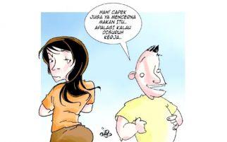 Suami Mager, Istri Selingkuh dengan Bujangan Hard Worker