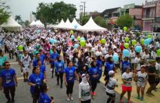 1200 Pelari Ramaikan oRUNgutan 2019 di Pangkalan Bun - JPNN.com